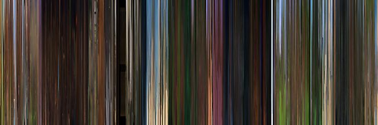 Moviebarcode: Madagascar (2005) by moviebarcode