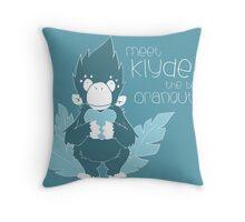 Meet Klyde  Throw Pillow