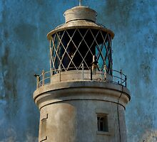 Southwold Lighthouse by Karen  Betts
