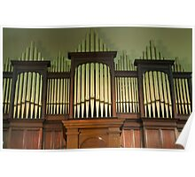 0221  The Organ Pipes Poster