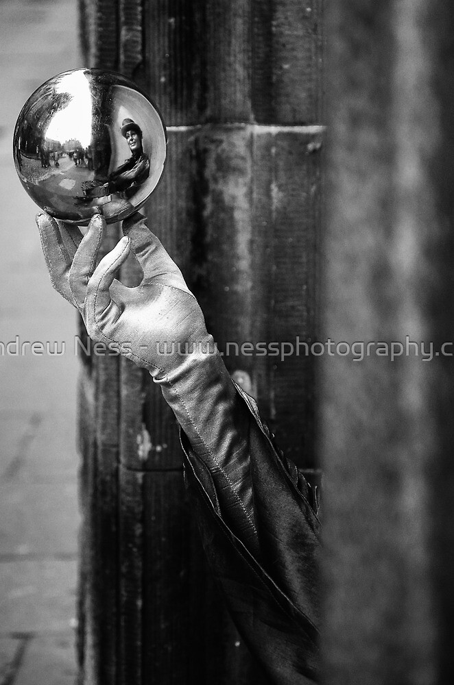 Face The Reflection by Andrew Ness - www.nessphotography.com