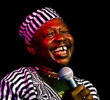 smile with me - Sierra Leone's Refugee All Stars   by Shona Singleton