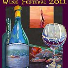 Chesapeake Bay Wine Festival by Phyllis Dixon