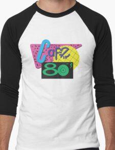 Back To The Cafe 80's Men's Baseball ¾ T-Shirt