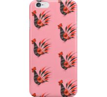 The roosters iPhone Case/Skin
