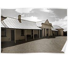 Cooma Cottage Poster
