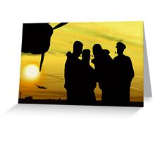 LANCASTER DAWN Greeting Card