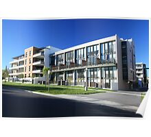 Kingston Place Apartments Poster