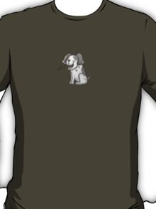 """And the dog said """"woof"""" T-Shirt"""