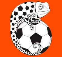 Soccer  Chameleon  Kids Clothes