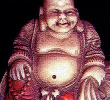 Buddha by sweeny