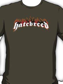 Hate breed Band Logo New Mens T-Shirt T-Shirt