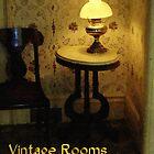 Vintage Rooms - A Calendar by RC deWinter by RC deWinter