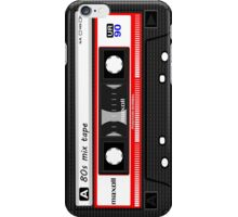 80s Mix Tape iPhone 6 Case iPhone Case/Skin