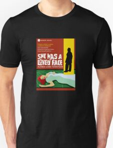 She has a lovely face T-Shirt