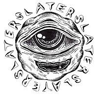 Slater Meat Ball Sticker by slaterstickers
