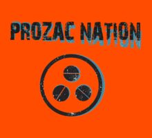PROZAC NATION Kids Tee
