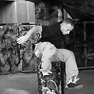 Urban Skater by Dean Messenger