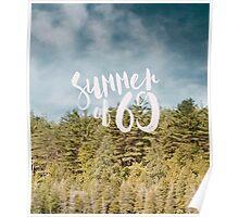 Summer of 69 V2 #redbubble Poster