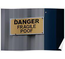 Fragility Poster
