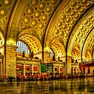 Grand Central Station - D.C. by Frank Garciarubio