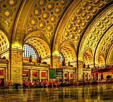 Grand Central Station - D.C. by Frank Garciarubio