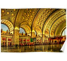 Grand Central Station - D.C. Poster