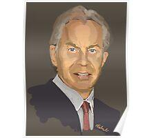 Tony Blair Poster