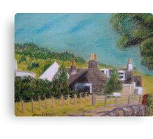 Park Farm Canvas Print