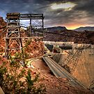 Hoover Dam by Frank Garciarubio