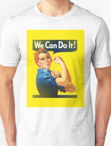 rosie the riveter T-Shirt