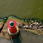 Little Red Lighthouse by VioletHalo