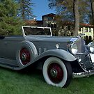 1932 Packard 902 Convertible Coupe by TeeMack