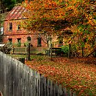 Autumn Splendour at Windsor House, Walhalla by Christine Smith
