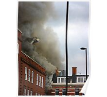 A Fire in Brixton Poster