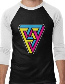 CMYK Triangle T-Shirt