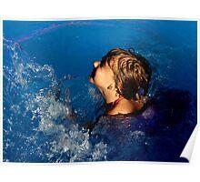 Splashing Fun Poster