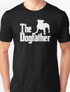 The Dogfather  Nerd Retro Der Pate Godfather Funny T-Shirt