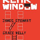 Alfred Hitchcock&#x27;s Rear Window by Sam Novak