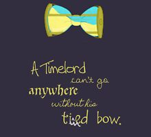 The Timelord's Bowtie Unisex T-Shirt