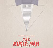 Meredith Willson's The Music Man by Sam Novak