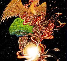 Phoenix Fire by jessekaur13