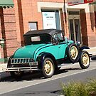 Ford Roadster by Elisabeth  Cannell