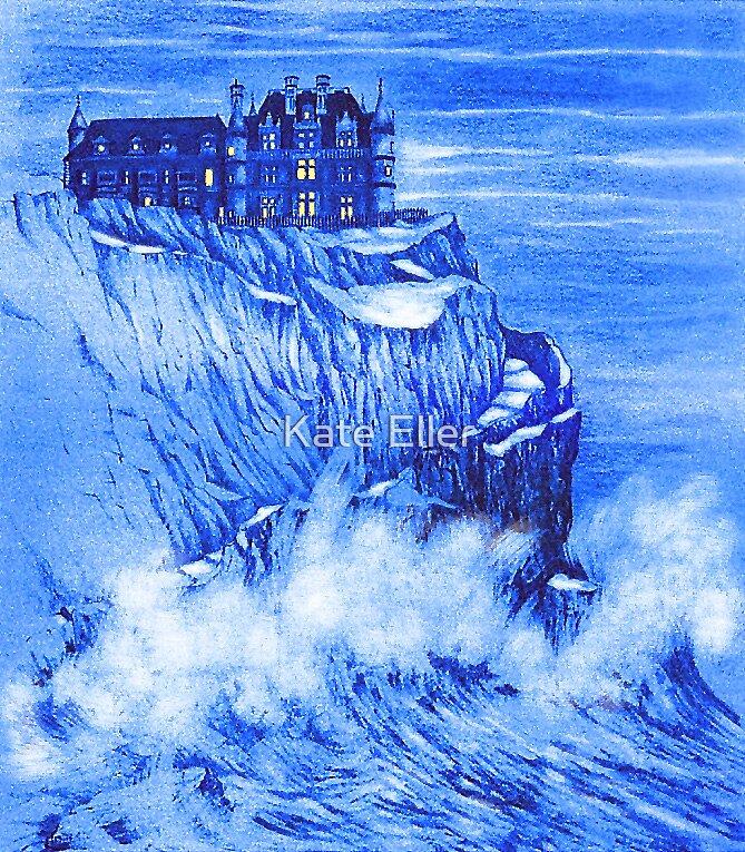 "Illustration for ""The Most Dangerous Game"" by Kate Eller"