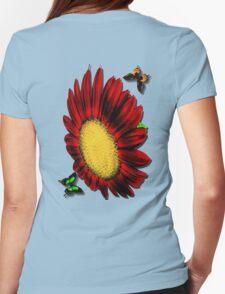 Red Velvet Queen Womens Fitted T-Shirt