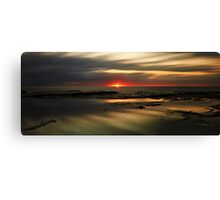 Bangalleys' Dawn Canvas Print