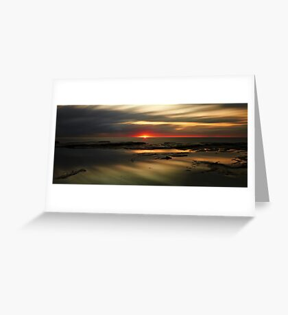 Bangalleys' Dawn Greeting Card