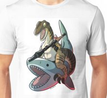 Raptor Shark Unisex T-Shirt