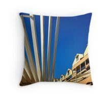 Cityscape - Tasmania, Hobart Throw Pillow