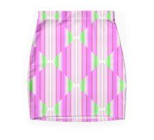 New School Bow Tie Mini Skirt